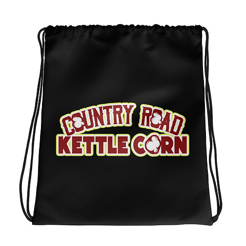 Country Road Kettle Corn - Drawstring bag