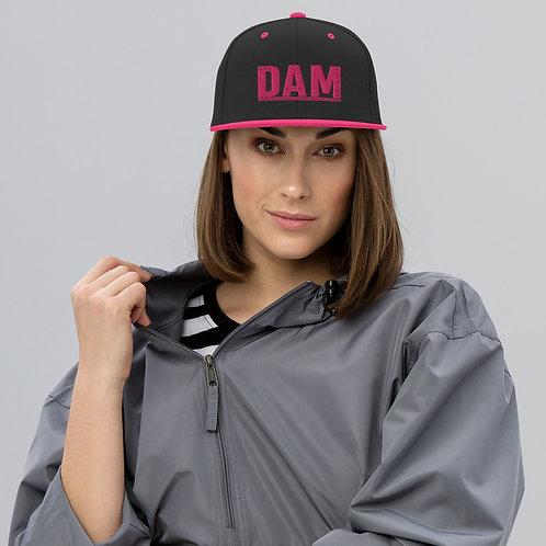 DAM: Dance Artistry Magazine Snapback Hat