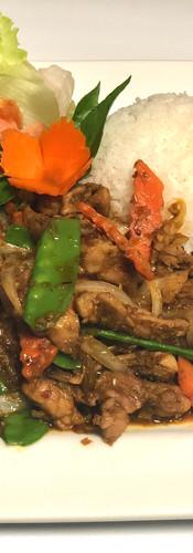 #59. Lemomgrass Chicken with white rice