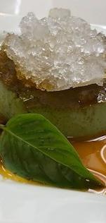#80. Green Tea Flan