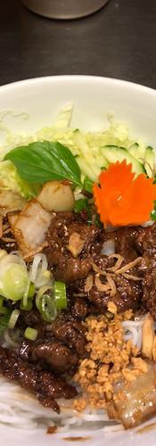 #43. Stir-Fried Beef Vermicelli