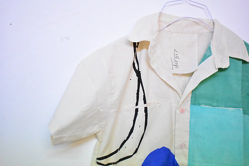 Yaara Oren Printed Shirt