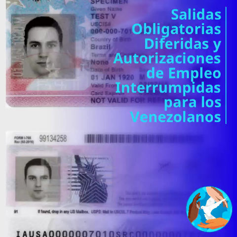 Protecciones de Deportación para Venezolanos en Estados Unidos sin Estatus Legal.