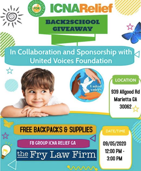Community Outreach | United Voices Foundation