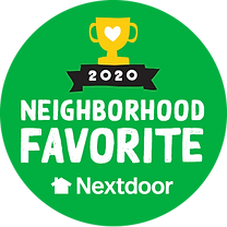 Nextdoor Neighborhood Favorite 2020