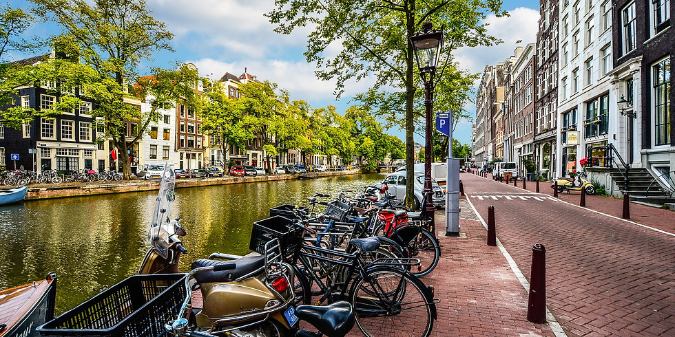 MMN Driving and Biking in the Netherlands