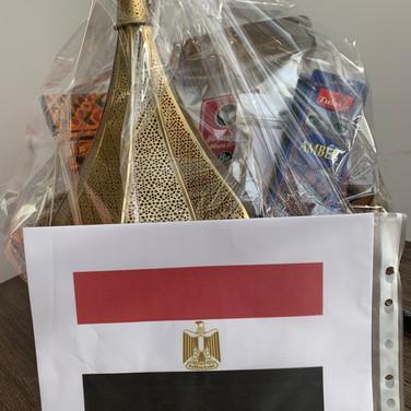 Egypt Basket