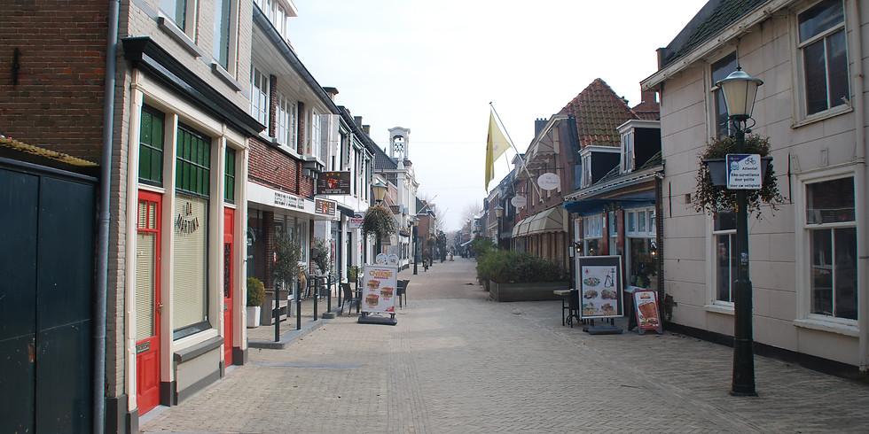 MMN Field Trip Wassenaar Langstraat Orientation