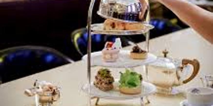 MMN Morning Tea at Hotel Des Indes