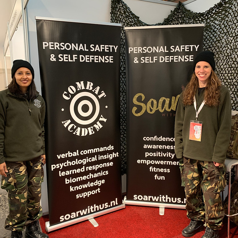 Personal Safety & Self Defense - Parent & Teen