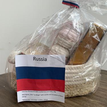 Russia Basket
