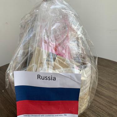 Russia Basket Description