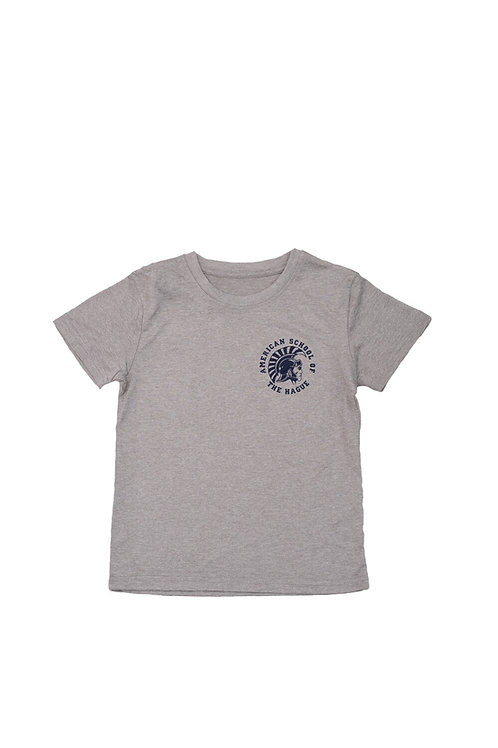 Youth Performance T-shirt with Trojan Logo