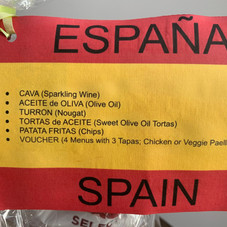 Spain Basket Description