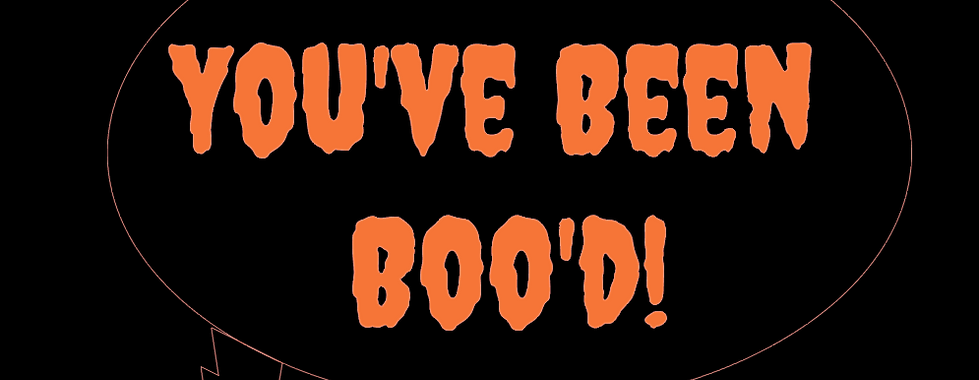 """""""Boo"""" Bag!"""