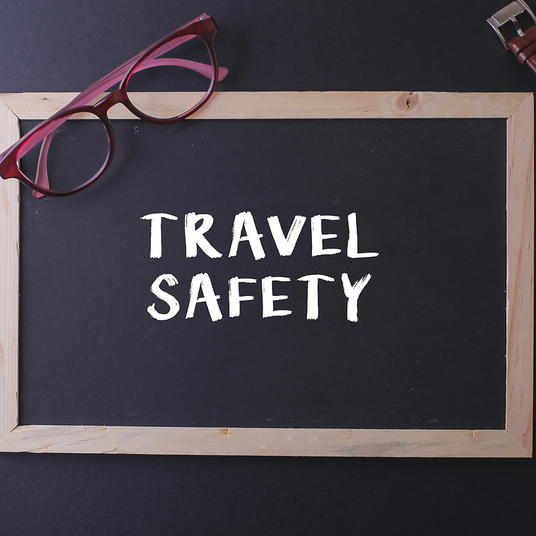 Travel & Personal Safety