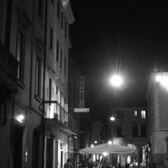 Pizza in Padua