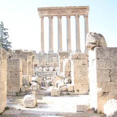 Baalbek Ruins