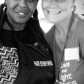 Homeless Event with Heather Dixon