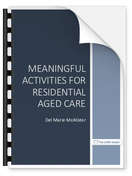102 Meaningful Activities in Residential Aged Care