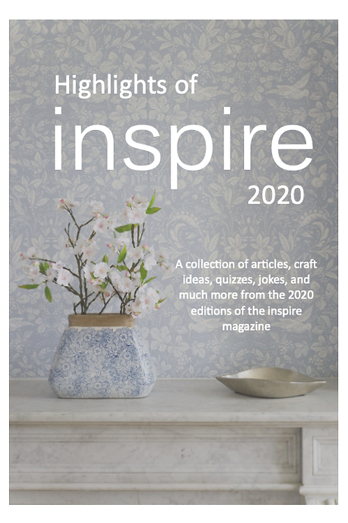Highlights of inspire 2020