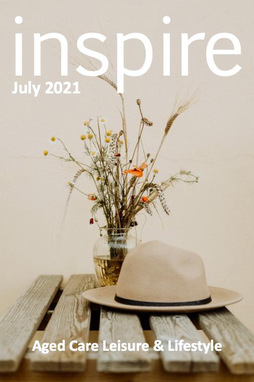 inspire - July 2021