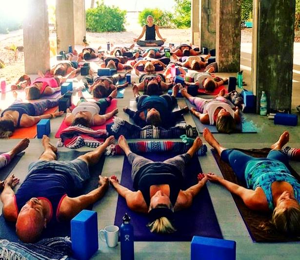 Lead Instructor, Full Circle Yoga School