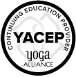 Yoga Alliance Continuing Education Provider-Yoga Teacher Trainer Logo