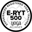 Experience Yoga Teacher E-RYT 500 hours