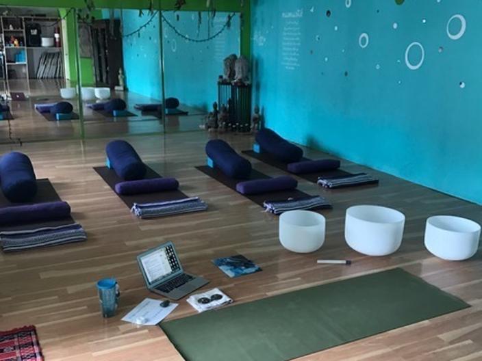 Semi-Private lesson at Full Circle Wellness