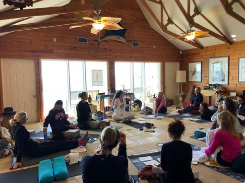 Training Yoga Teachers