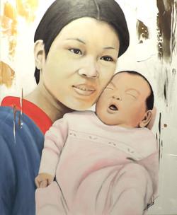 Portrait de naissance