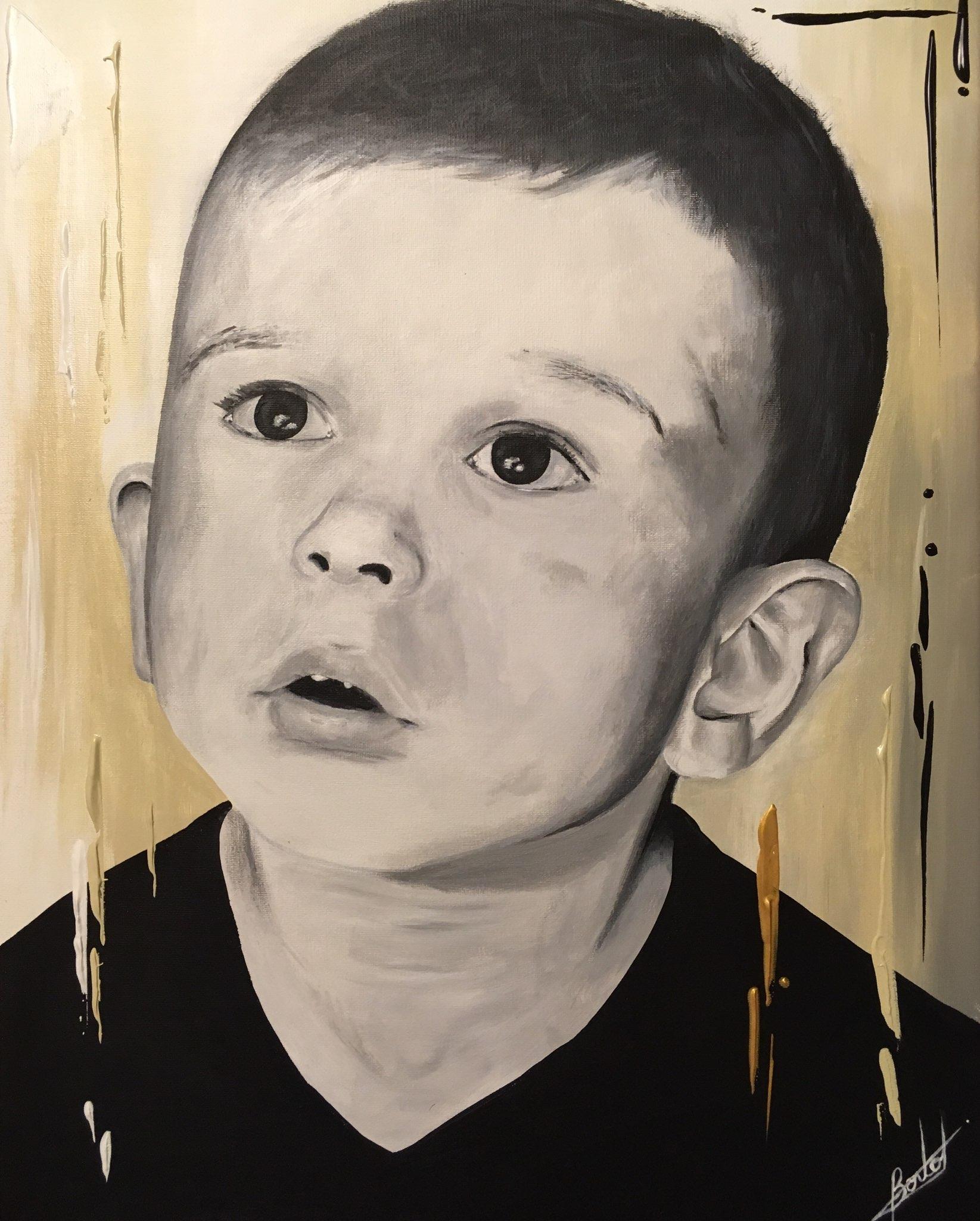 MILIO - Portraits d'enfant