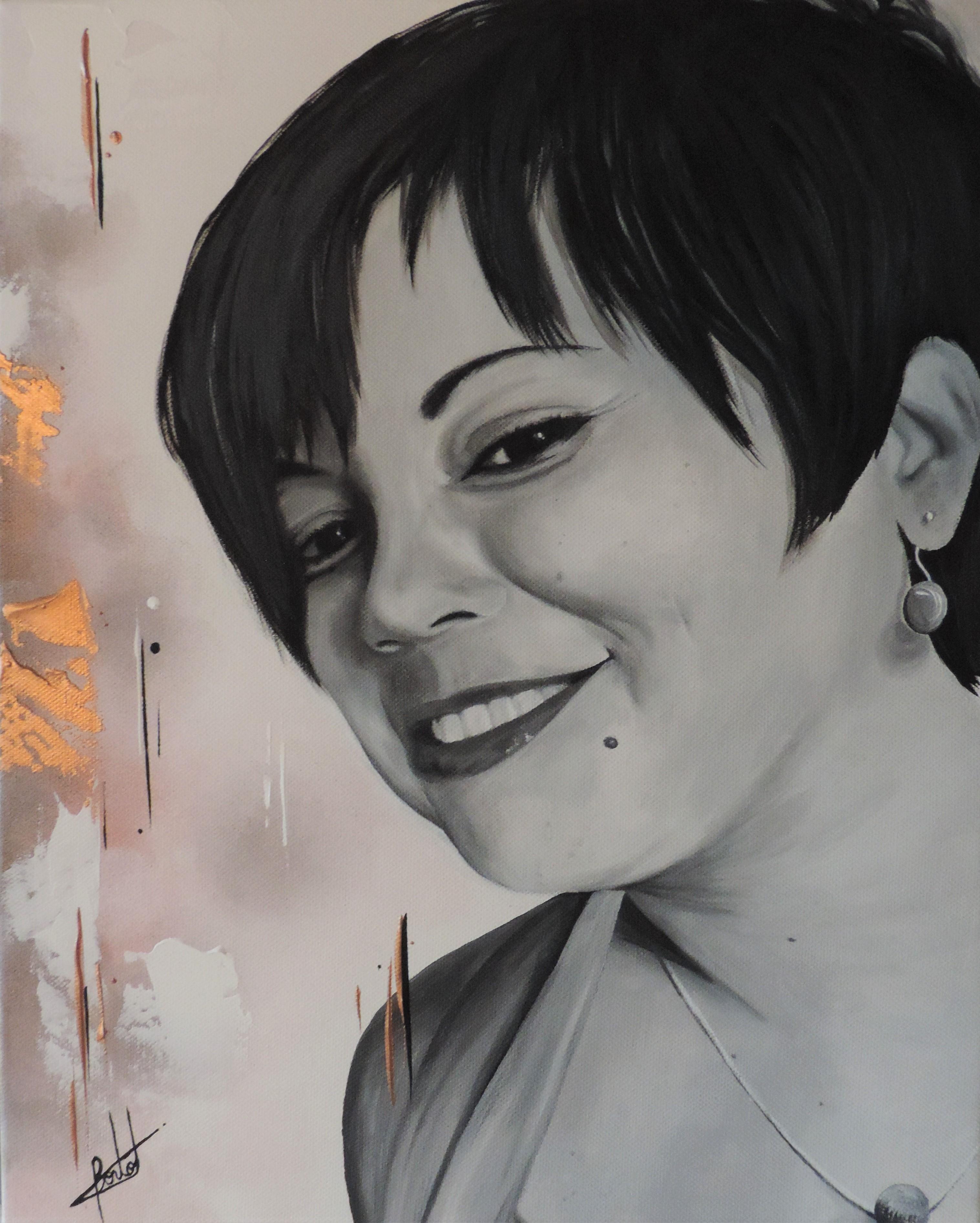 LINDA - Portrait de femme