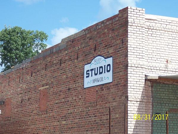 Renovation Sarah's Dance Studio 8.31.17