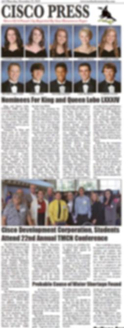 TMCN Annual Conf.  11.12.15