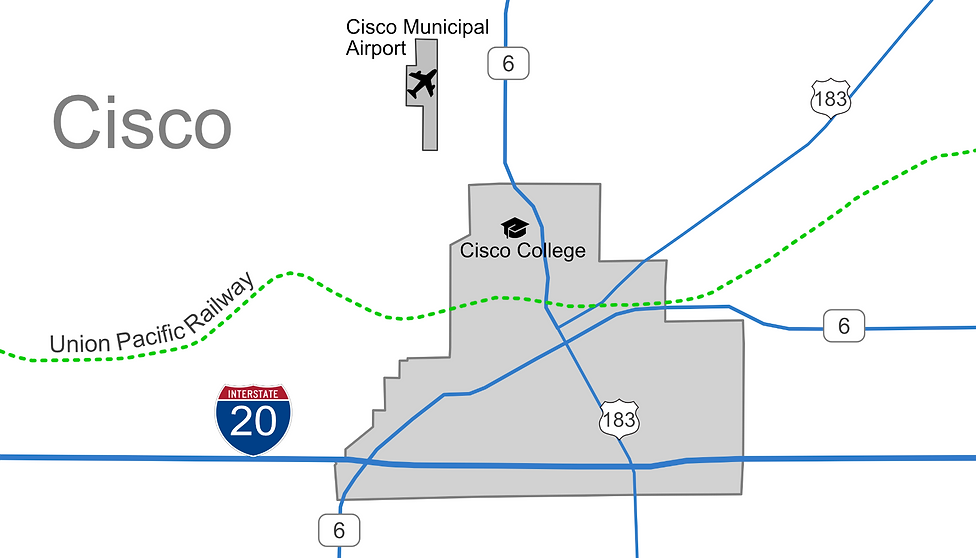 City of Cisco Map.png