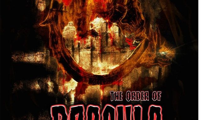 The Order of Dracula Remastered Cover A
