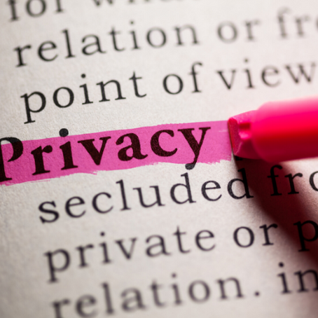 Privacy policy - where to start?