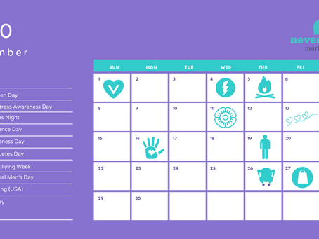 November social media calendar