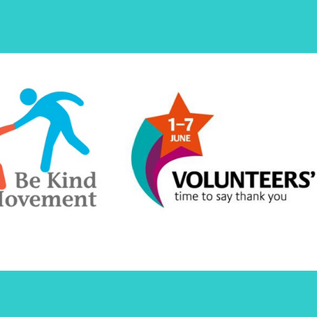 Be Kind Movement - my volunteering experience