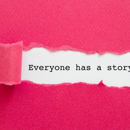 Storytelling workshop coming up!