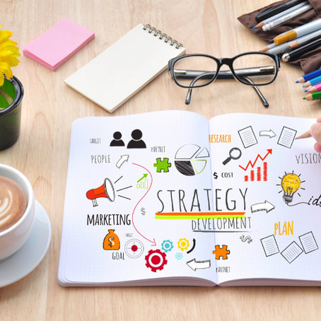 What to include in your marketing strategy