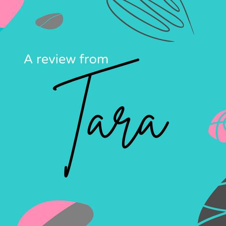 Tara's testimonial