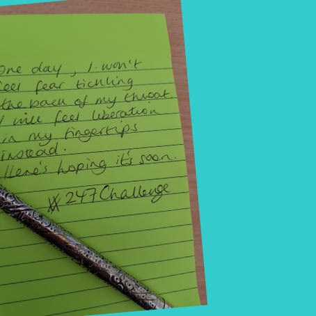 How to take part in National Writing Day