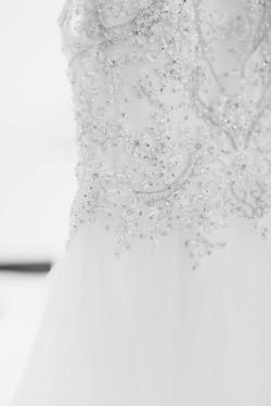 Light airy wedding photography Fife
