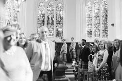 barn wedding scotland