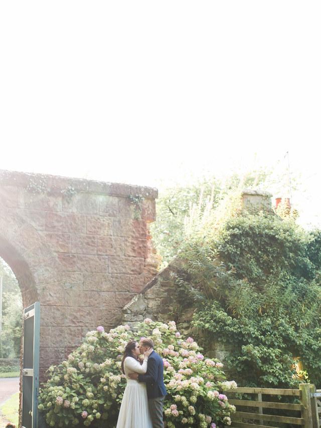 HANA + SAM | TYNINGHAME VILLAGE, EDINBURGH