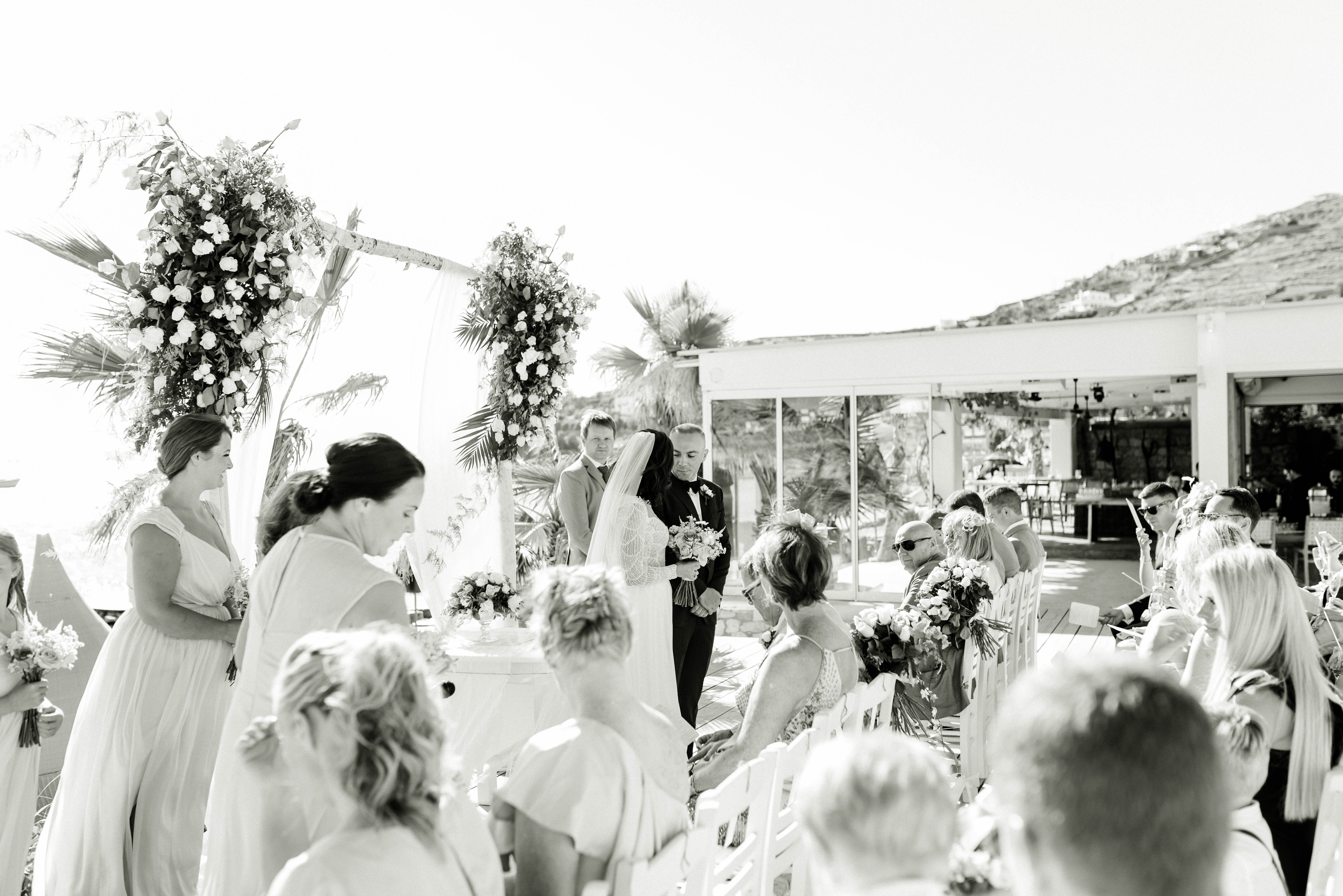 Wedding Photography Mykonos