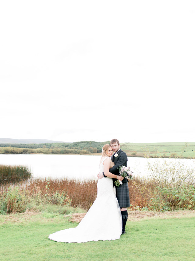 CLAIRE + STEPHEN | LOCHSIDE HOUSE HOTEL, AYRSHIRE
